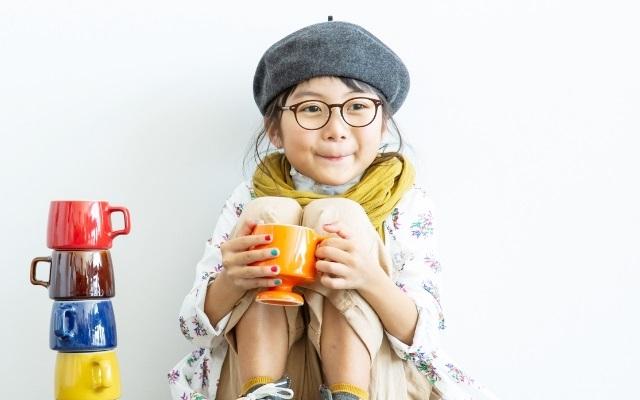 子どもが満足するメガネ